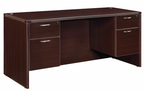 DMI Office Executive Kneehole Credenza - 7004-19Q