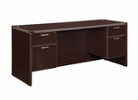 DMI Office Executive Kneehole Credenza - 7004-21Q