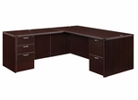 DMI Office Executive L Shape 3672 /2448 - 7004-4748E
