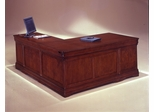 DMI Office Executive L-Shaped Desk with Right Return - 7684-55