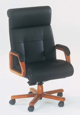 DMI Office Executive Leather High Back Chair - Transitional Office Furniture - 7130-80