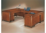 DMI Office Executive Right U-Shaped Desk - 7480-57