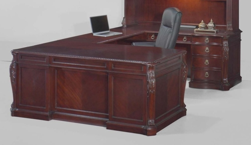 DMI Office Executive Right U-Shaped Desk - 7688-57