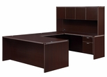 DMI Office Fairplex Mocha Executive Office Package 8 - 7004-5758EQ-427