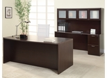 DMI Office Fairplex Mocha Office Package 4 - 7004-37-21-428-6031-80W