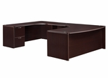 DMI Office Left Executive Work Station U Shape - 7004-848