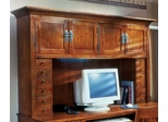 DMI Office Mission Oak Hutch - 7661-44
