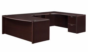 DMI Office Right Executive Work Station U Shape - 7004-847