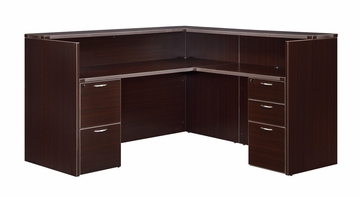 DMI Office Right/Left Reception Desk - 7004-6667Q