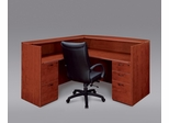 DMI Office Right/Left Reception Desk - 7005-6667