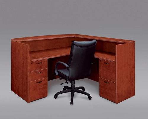 DMI Office Right/Left Reception Desk - 7005-6667Q