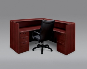 DMI Office Right/Left Reception Desk - 7006-6667Q