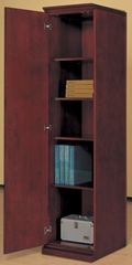 DMI Office Single Door Storage Wardrobe / Cabinet - Executive Office Furniture / Home Office Furniture - 7302-05