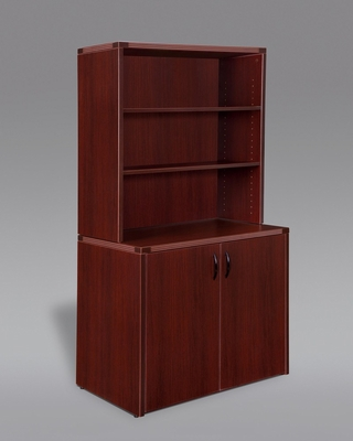DMI Office Storage Cabinet with Hutch - 7006-540-328