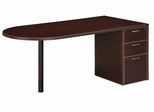 DMI Office Three-Drawer Sales Desk - 7004-3233