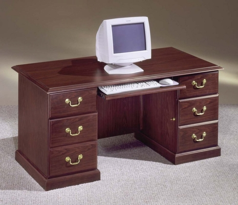 DMI Office Traditional Computer Credenza - 7462-21