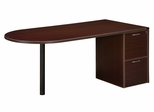 DMI Office Two-Drawer Sales Desk - 7004-3435