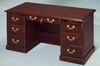 DMI Traditional Office 72 Inch Executive Desk -7350-36