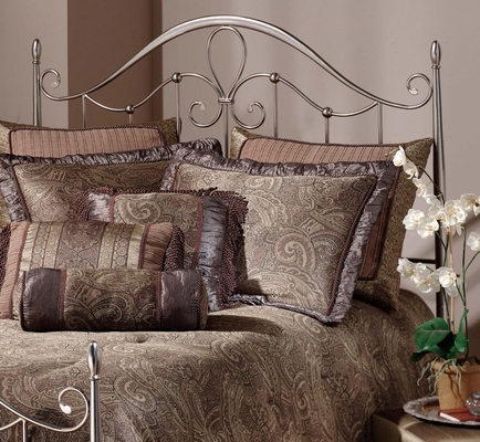 Doheny Full / Queen Size Headboard with Frame - Hillsdale Furniture
