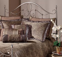 Doheny King Size Headboard with Frame - Hillsdale Furniture