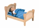 Doll Bed in Natural - Guidecraft - G98110