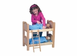 Doll Bunk Bed in Natural - Guidecraft - G98116