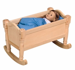 Doll Cradle in Natural - Guidecraft - G98112