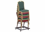 Dolly for 8100 and Series 9000 Chairs - National Public Seating - DY-81