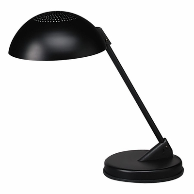 Domed Desk Lamp - Black - LEDL563MB