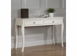Dominique Table Desk in White - 400567