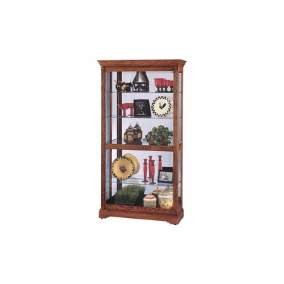 Donegal Display Cabinet with Locking Door - Howard Miller