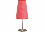 Dot Table Lamp Red - Lumisource