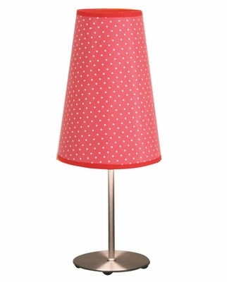 Dot Table Lamp Red - LumiSource - LS-DOT-LAMP-R