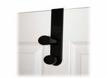 Double Garment Hook - Black - AVT40811