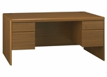 Double Ped Desk - Northfield Collection - Bush Office Furniture - EX17518