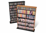 Double Width Wall Storage in Black - Prepac Furniture - BMA-0640