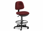 Drafting Chair - Lite Use Computer Task Chair with Drafting Kit - OFM - 150-DK