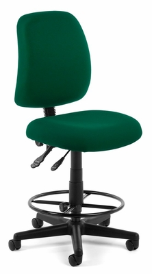 Drafting Chair - Posture Task Chair with Drafting Kit - OFM - 118-2-DK