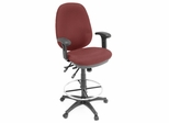 Drafting Chair - Precision Drafting Stool - 2707ST