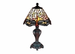 Dragonfly Accent Lamp - Dale Tiffany
