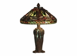 Dragonfly Jewel Tiffany Table Lamp - Dale Tiffany