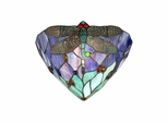 Dragonfly Jewel Wall Sconce - Dale Tiffany