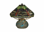 Dragonfly Medley Table Lamp - Dale Tiffany