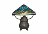 Dragonfly Replica Table Lamp - Dale Tiffany
