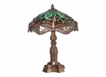 Dragonfly With Platform Base Table Lamp - Dale Tiffany