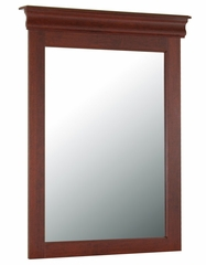 Dresser and Mirror Set in Classic Cherry - South Shore Furniture - 3168-DM