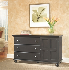 Dresser in Black - Bradford Place - Inspirations by Broyhill - 433-145
