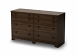 Dresser in Moka - Popular - South Shore Furniture - 2779027