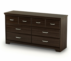 Dresser in Moka - Versa - South Shore Furniture - 3179010