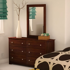 Dresser in Somptuous Cherry - South Shore Furniture - 3156010